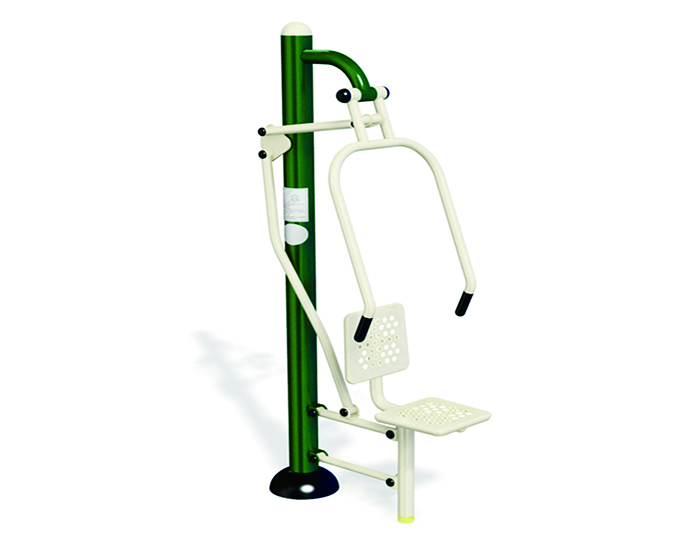JA-3000 Seated Push Trainer