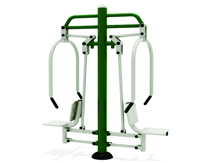 JA-3001 Seated Push Trainer