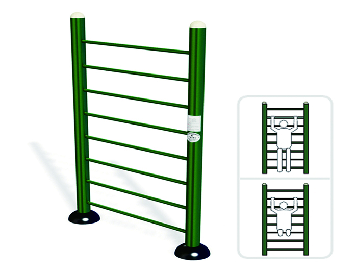 JA-4300 Wall Bars