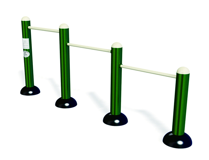 JA-4601 Threel Level Horizontal Bar