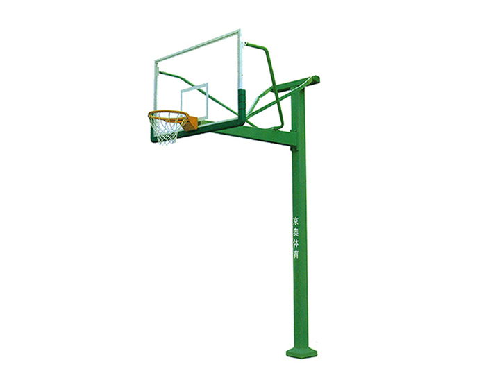 JA-104 Inground Squared Pipe Basketball Stand