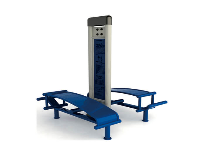 JA-H050 Sit-up board