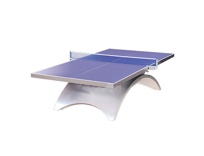 JA-210 Silvery Rainbow Table Tennis Table