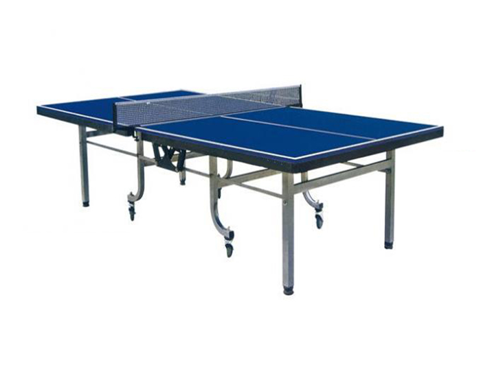 JA-206 Two folding mobile Table Tennis Table