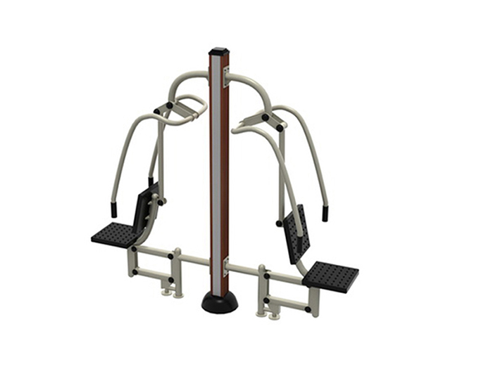JA-W3001 Seated Push Trainer