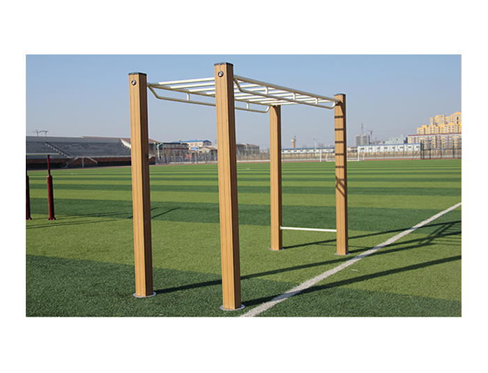 What We Commonly See Is Called Horizontal Ladder Outdoor Fitness Equipment