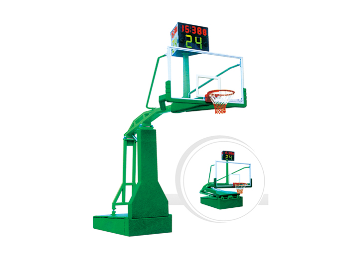 How Many Types of Basketball Stand?