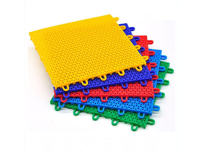 JA-XF002 Single Layer Square Lattice Flooring(soft)