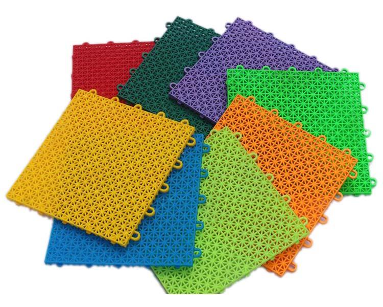 JA-XF001 Single Layer Square Lattice Flooring(hard)