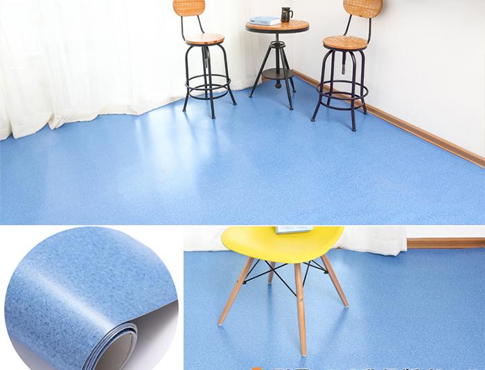 JA-A2 Series Dark grain PVC floor