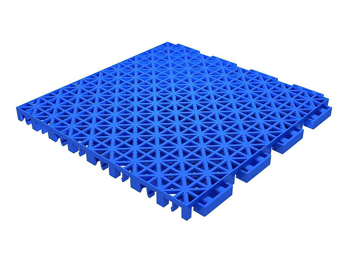 JA-XF101 Double Layer Square Lattice Flooring(hard)