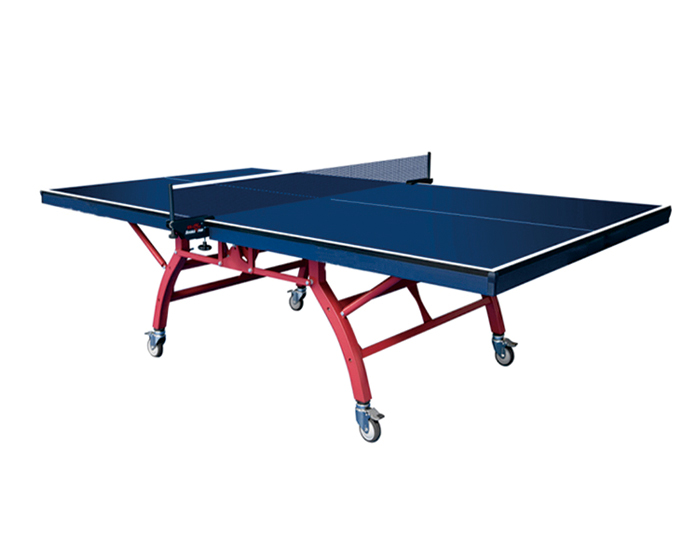 Why The Indoor Folded Table Tennis Table is So Popular?