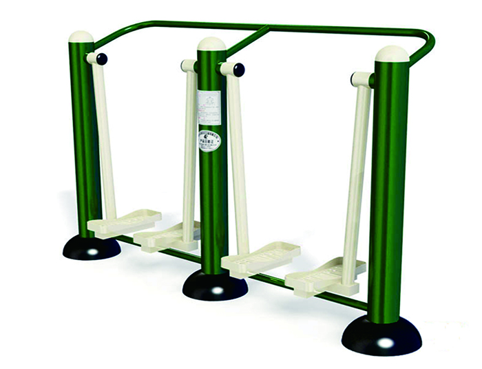 The Way to Utilize Outdoor Fitness Equipment from the Fog and Haze