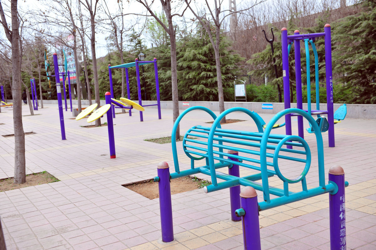 Four Recommendations for Maintenance of Outdoor Fitness Equipment