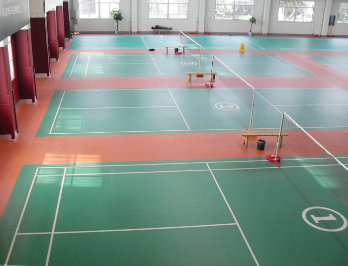 Construction Technology of PVC Sports Floor