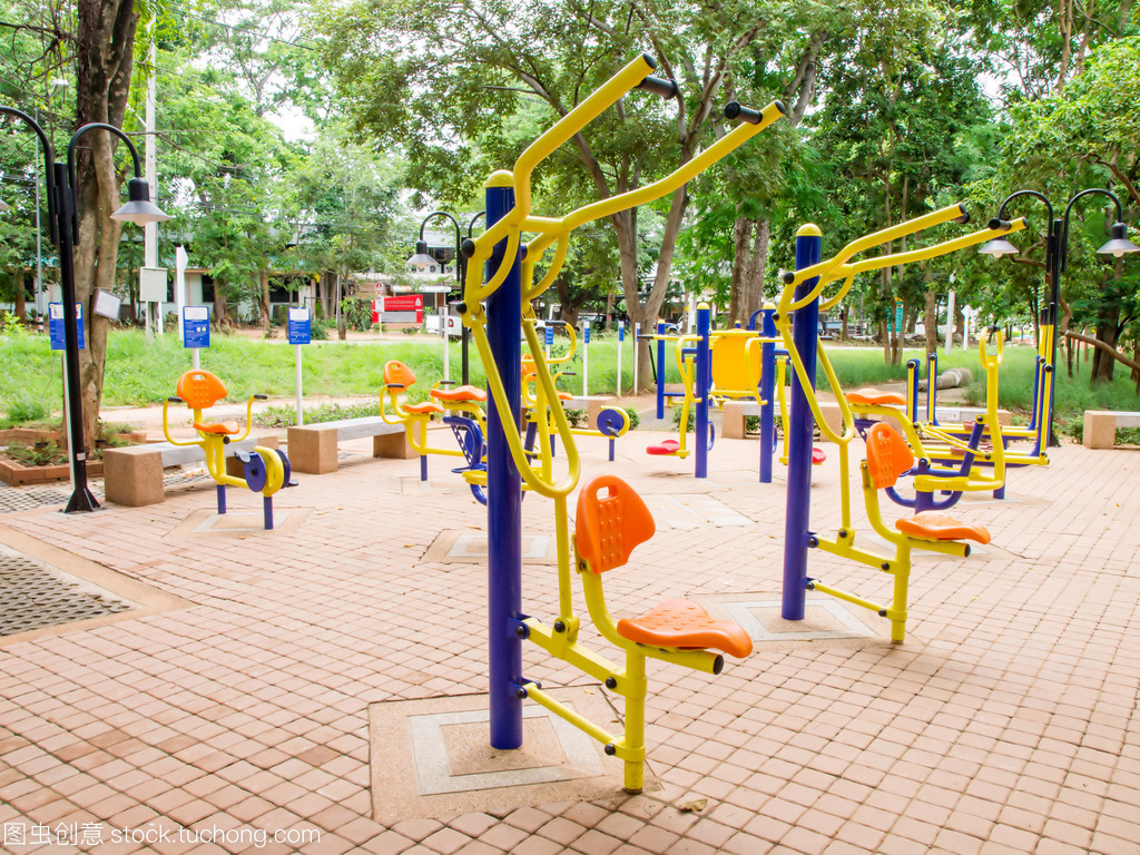 The main production technology of outdoor fitness equipment