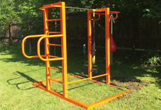 Requirements and Specification for Installation of Outdoor Fitness Equipment