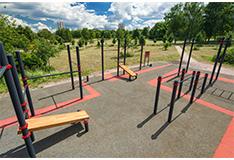 High strength fitness equipment fitness effect