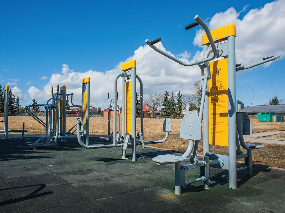 What do you need to know about installing outdoor fitness equipment?