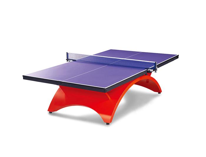 Big Rainbow Table tennis Table