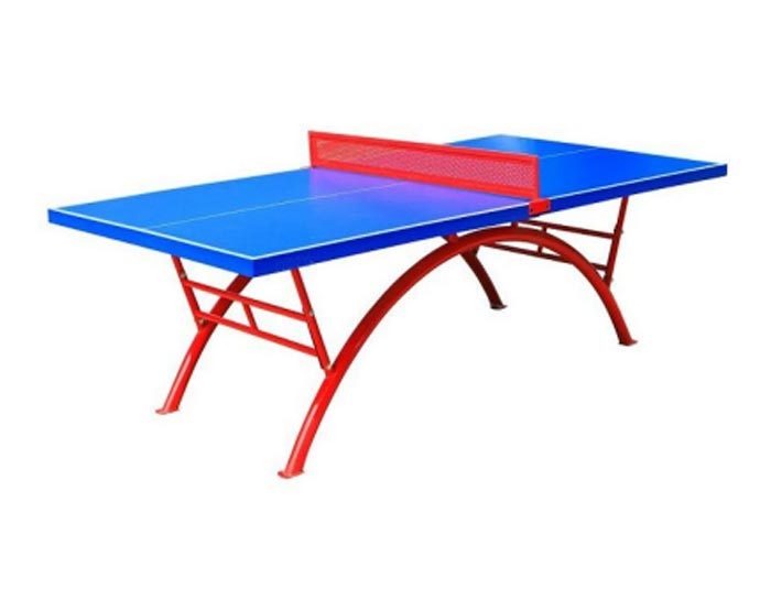 How to Construct a Table Tennis Table?