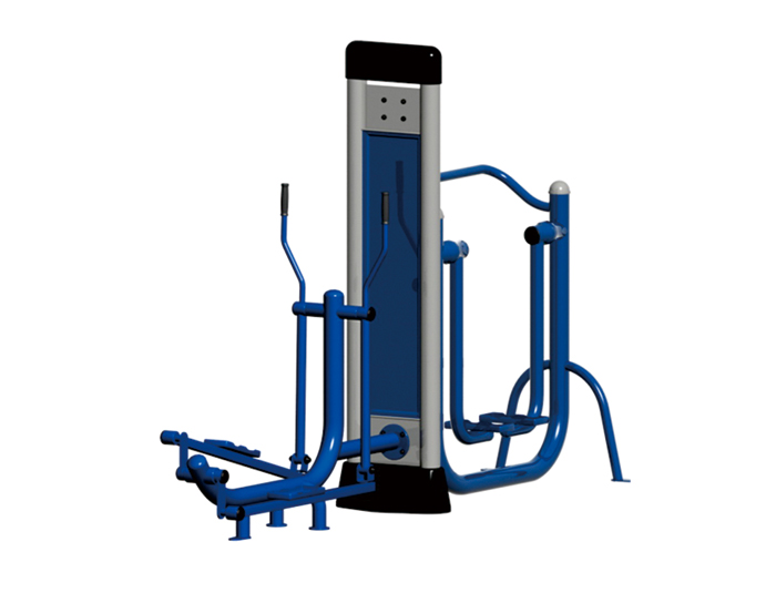 Selectorized Strength Combination Fitness Equipment