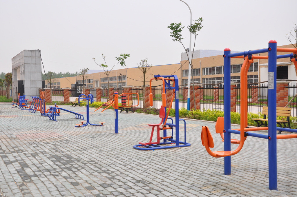 The importance of outdoor exercise equipment in life
